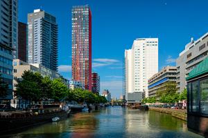 Rotterdam-kantooradres